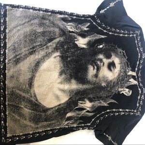 Givenchy Jesus t-shirt men's